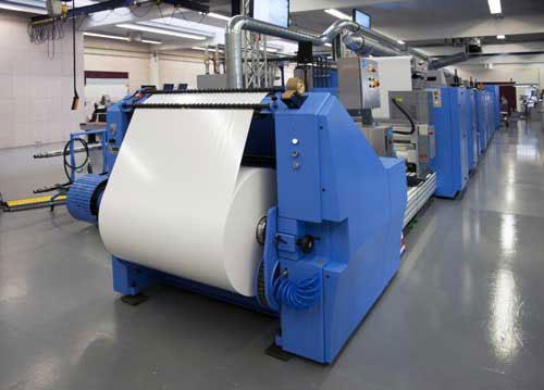 کاربرد پلی اکریل آمید در کاغذسازی